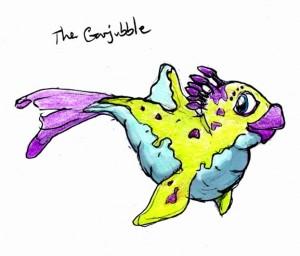 The Elusive (and cute) Garjubble