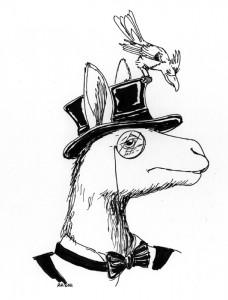 Llama with Dignity