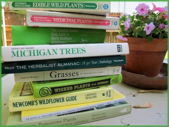 I love plant books!